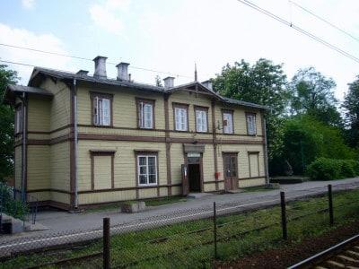 1. Celestynów stacja